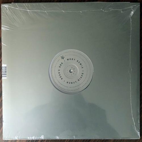 "DAVID LYNCH Noah's Ark (Moby Remix) (Sunday Best - UK original) (NM/EX) 12"""