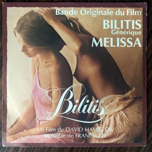"SOUNDTRACK Francis Lai – Bilitis - Générique (Warner - France original) (VG+/VG) 7"""