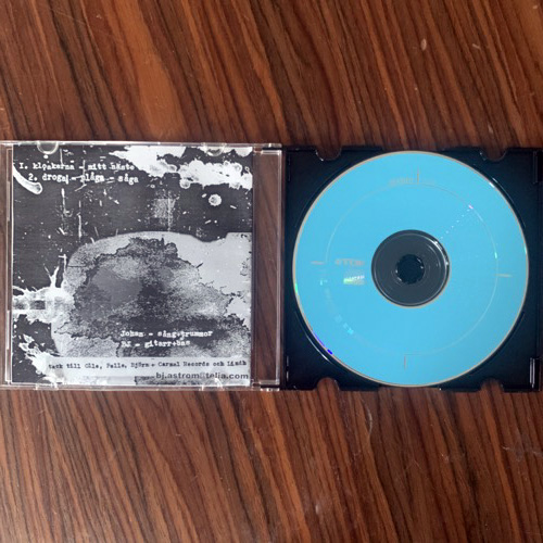 SLAKTPSYKOS Demo 2002 (Self released - Sweden original) (EX) CDR