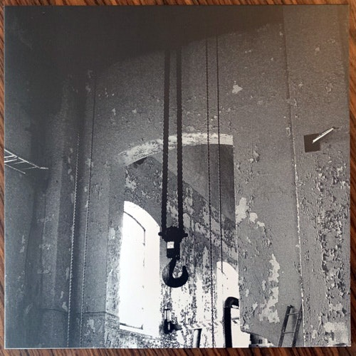 MEGAPTERA A Horse In The Eye Is Part Of The Art (Cloister - USA original) (NM) LP+CD