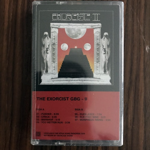 EXORCIST GBG, the II (Höga Nord - Sweden original) (SS) TAPE