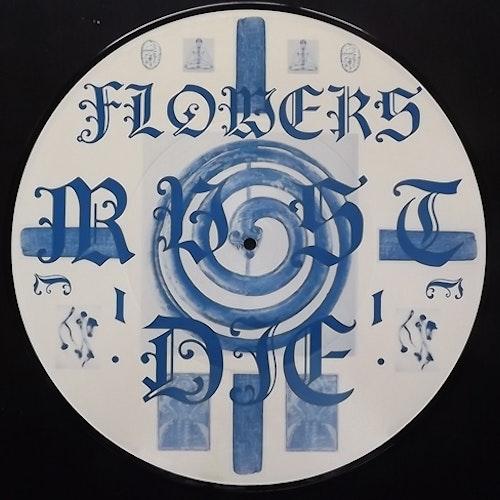 "FLOWERS MUST DIE Montana/Nusrat EP (Höga Nord - Sweden original) (NEW) PIC 12"""