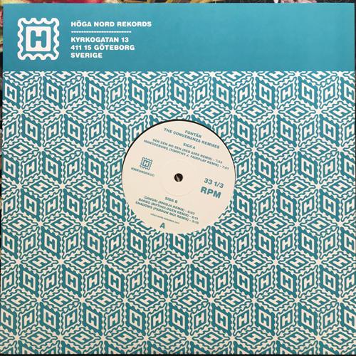 """FONTÄN The Convenanza Remixes (Höga Nord - Sweden original) (NEW) 12"""""""