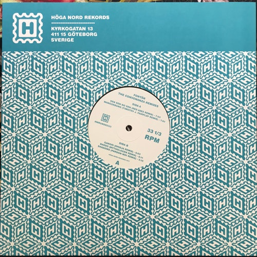 FONTÄN The Convenanza Remixes (Höga Nord - Sweden original) (NEW) 12""