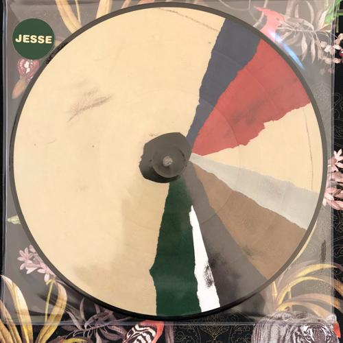 JESSE Fluids (Höga Nord - Sweden original) (NEW) PIC LP