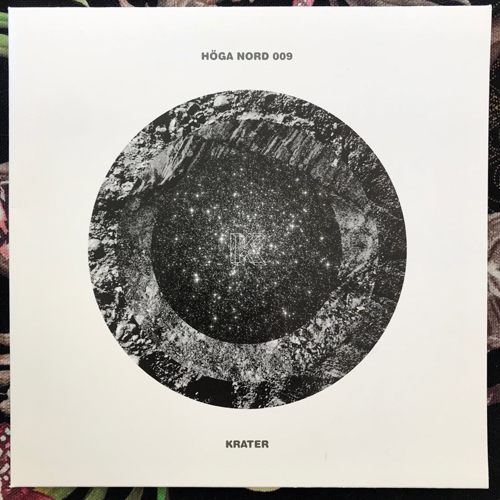 "KRATER Labyrint (Höga Nord - Sweden original) (NEW) 7"""