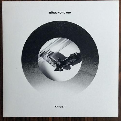 """KRIGET Din Con (Höga Nord - Sweden original) (NM) 7"""""""