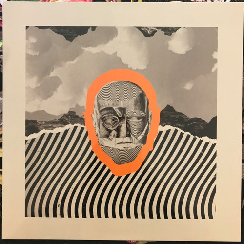 ROBERT LEINER Melomania (Orange vinyl) (Höga Nord - Sweden original) (NEW) LP
