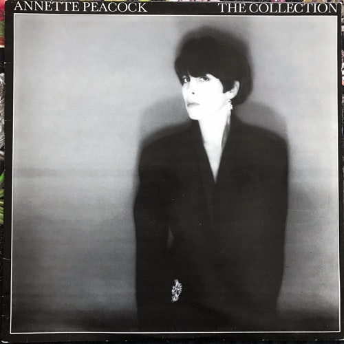 ANNETTE PEACOCK The Collection (Aura - UK original) (VG+/VG) LP