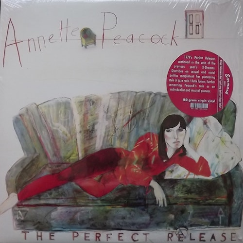 ANNETTE PEACOCK The Perfect Release (Earmark - Italy reissue) (NM/EX) LP