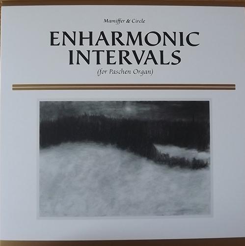 MAMIFFER & CIRCLE Enharmonic Intervals (For Paschen Organ) (Sige - USA original) (EX/M) 2LP