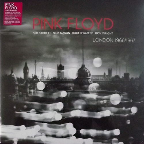 PINK FLOYD London 1966/1967 (Snapper Music - Europe reissue) (NEW) LP