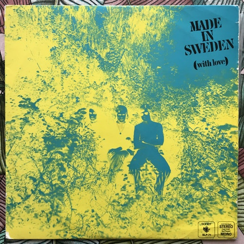 MADE IN SWEDEN Made In Sweden (With Love) (Sonet - Sweden original) (VG+/VG-) LP
