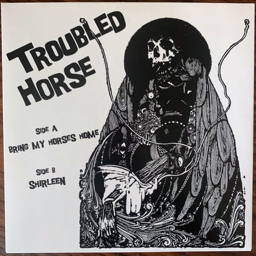 TROUBLED HORSE Bring My Horses Home (Crusher - Sweden original) (NM/EX) 7""