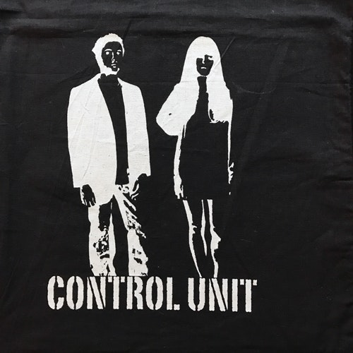 CONTROL UNIT The Fugitives (White vinyl. With tote bag. Ltd to 56) (Backwards - Italy original) (NM) LP+BAG