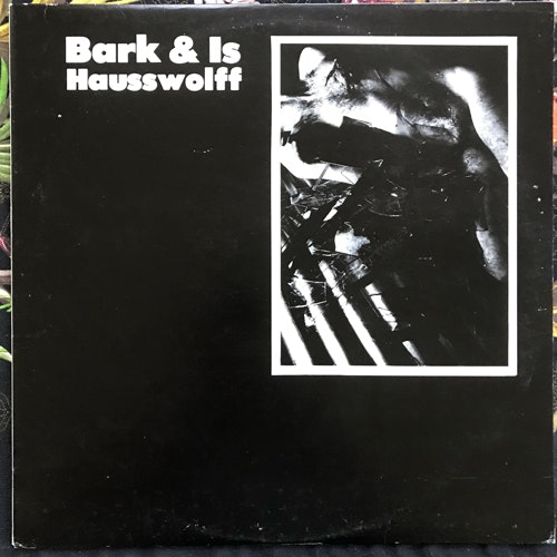 HAUSSWOLFF Bark & Is (Sista Bussen - Sweden original) (VG+) LP