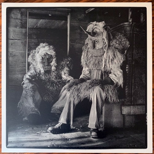 MATS GUSTAFSSON & JOACHIM NORDWALL A Map Of Guilt (Bocian - Poland original) (NM) LP