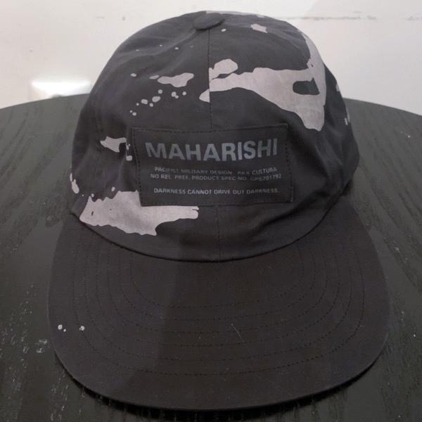 MAHARISHI Pax Cultura (USED) CAP