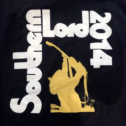 SOUTHERN LORD 2014 (S) (USED) T-SHIRT