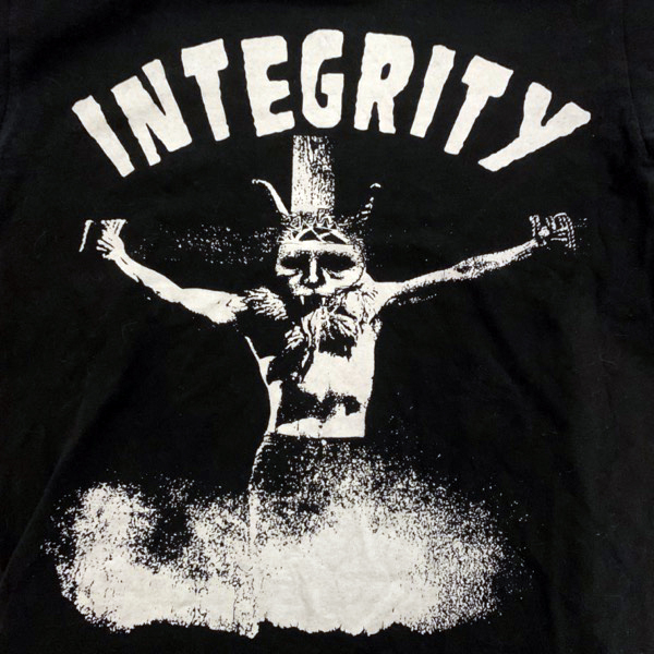 INTEGRITY Danzig (S) (USED) T-SHIRT