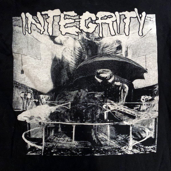 INTEGRITY Those Who Fear Tomorrow (S) (USED) T-SHIRT