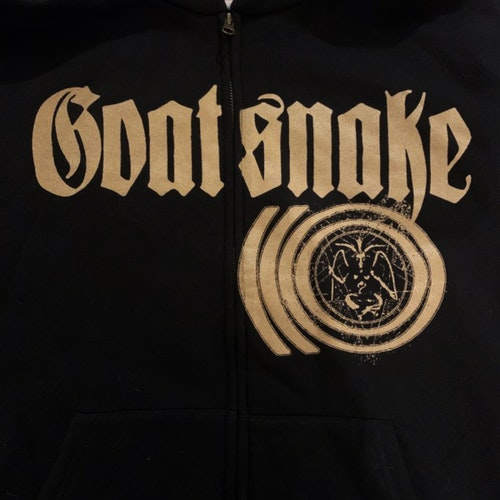 GOATSNAKE Logo (S) (USED) HOODIE