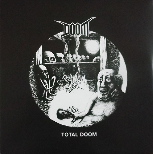DOOM Total Doom (Peaceville - Europe reissue) (NEW) 2LP