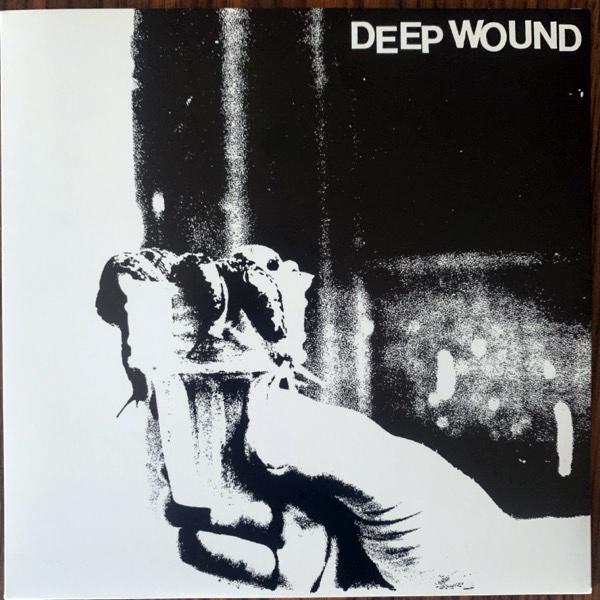 """DEEP WOUND Deep Wound (Armageddon Shop - USA reissue) (NM) 7"""""""