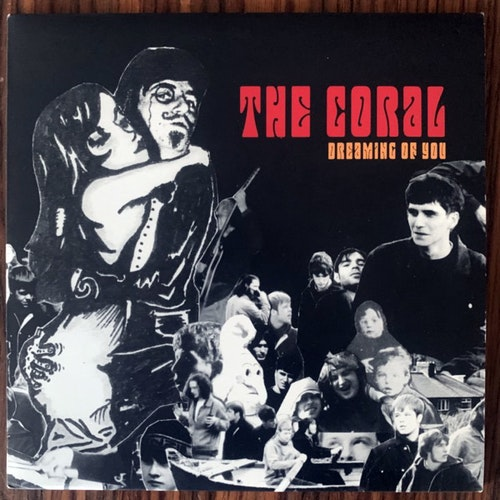 CORAL, the Dreaming Of You (Deltasonic - UK original) (EX/VG+) 7""