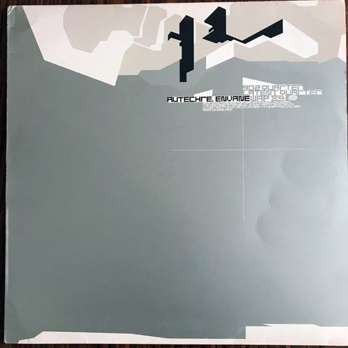 """AUTECHRE Envane (Warp - UK original) (VG+) 12"""""""