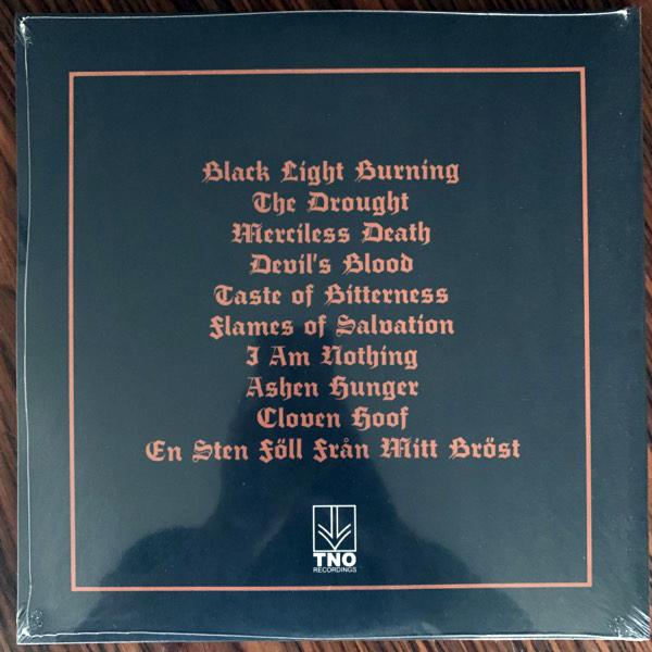 SVARTKONST Devil's Blood (Trust No One - Sweden original) (SS) LP