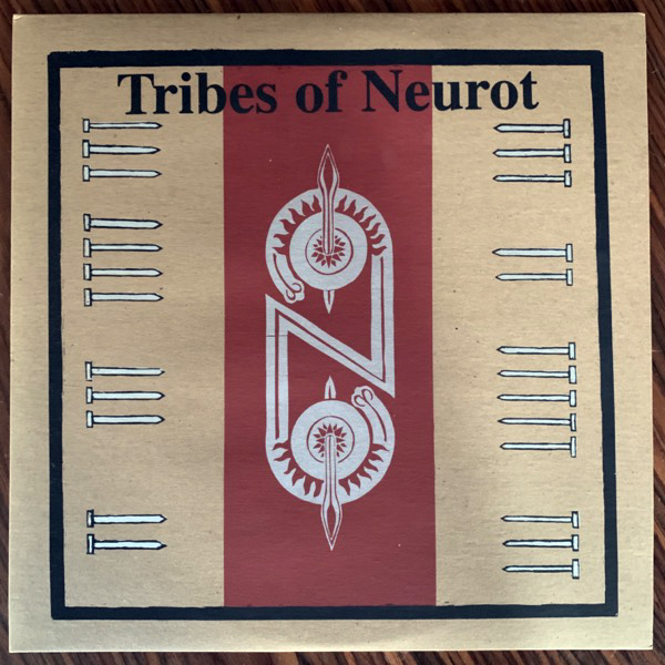 TRIBES OF NEUROT Tribes Of Neurot (Abuse - USA original) (EX/VG+) 12""