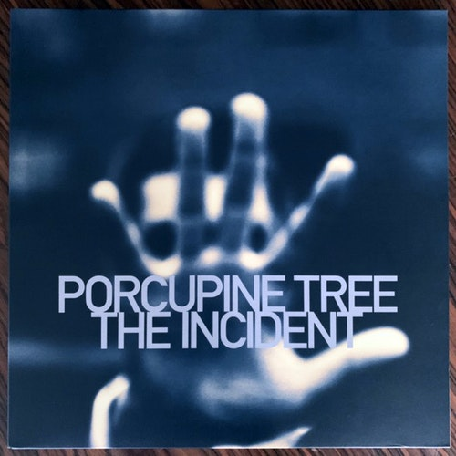 PORCUPINE TREE The Incident (Tonefloat - Europe original) (NM) 2LP