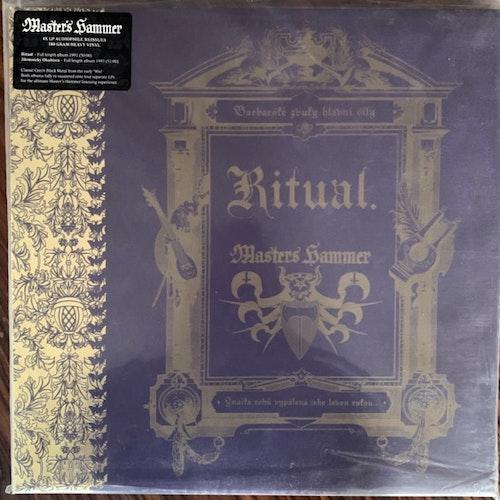 MASTER'S HAMMER Ritual / Jilemnický Okultista (Nuclear War Now! - USA original) (NM) 4LP