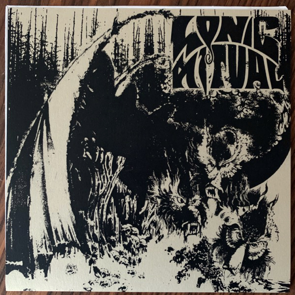 SONIC RITUAL Take The Edge Off (Black Juju - Sweden original) (NM/EX) 7""