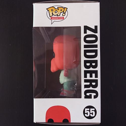 FUTURAMA Zoidberg Vinyl Figure