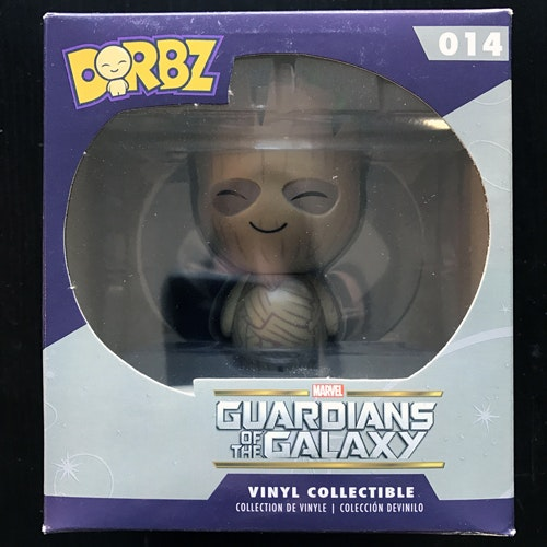 GUARDIANS OF THE GALAXY Groot Vinyl Figure