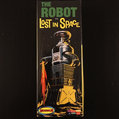 LOST IN SPACE The Robot Model