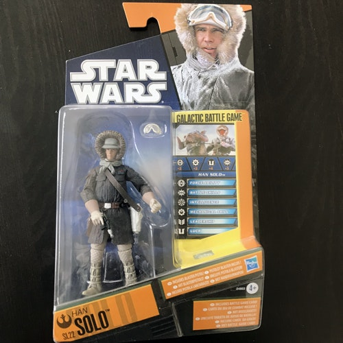 STAR WARS Saga Legends - Han Solo Figure