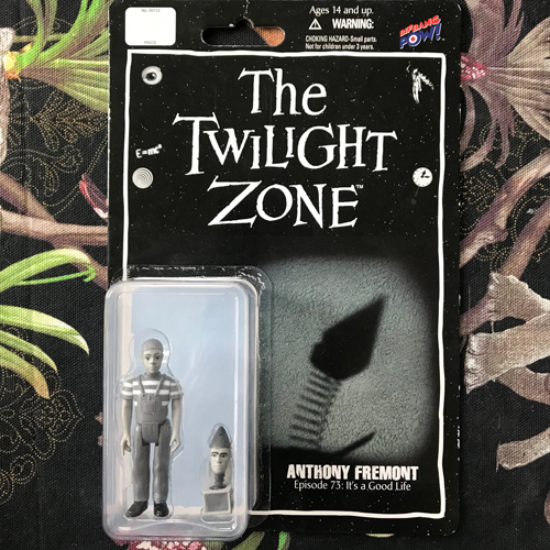 TWILIGHT ZONE Anthony Fremont Figure