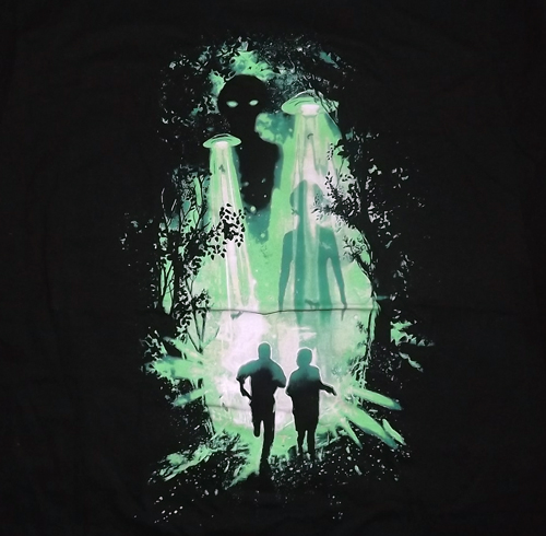 X-FILES, the The Day Has Come (S) (NEW) T-SHIRT