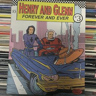 HENRY & GLENN Forever & Ever #3 (Limited Shaky Kane cover) (NM) COMIC