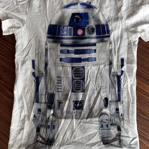 STAR WARS R2-D2 (XS) (USED) T-SHIRT