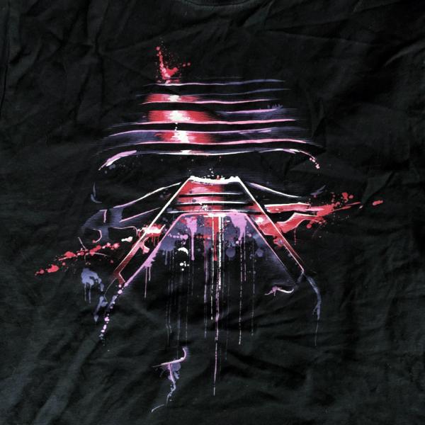STAR WARS Kylo Ren (S) (USED) T-SHIRT