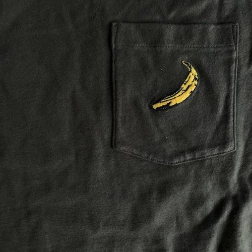 ANDY WARHOL Banana (S) (NEW) T-SHIRT