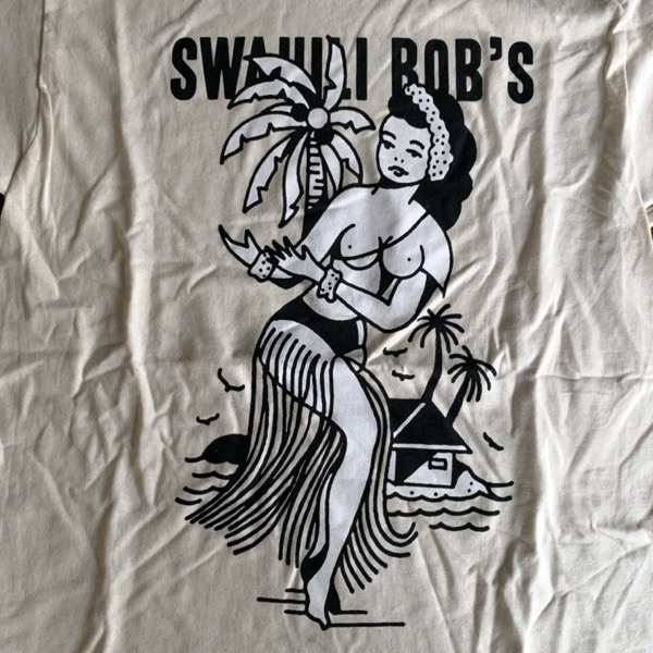 SWAHILI BOB'S Swahili Bob's (S) (USED) T-SHIRT