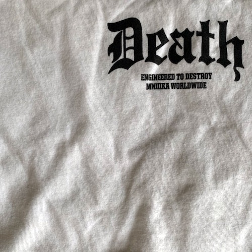 MISHKA Death (S) (USED) T-SHIRT