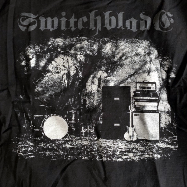 SWITCHBLADE 2012 (S) (USED) T-SHIRT