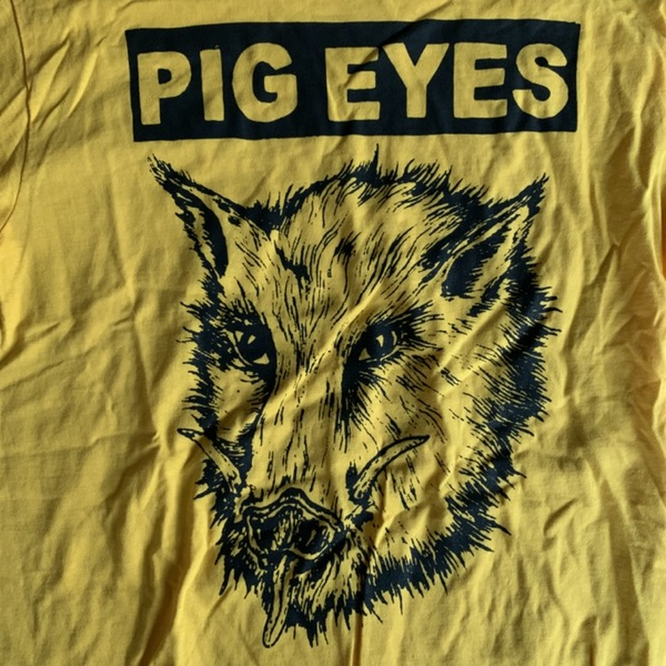 PIG EYES Pig Eyes (S) (NEW) T-SHIRT