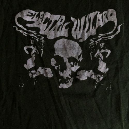 ELECTRIC WIZARD Skull (M) (USED) T-SHIRT